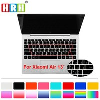 HRH Russian Language Silicone Gel US Keyboard Cover Skin Pro...