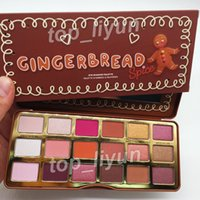 HOT Gingerbread Spice eye shadow Palette 18 colors makeup ey...