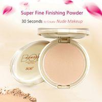 BOB Super Fein Finishing Powder Translucent Soft Seidig Flawless Moisturizing Gepresste Einstellung Pulver Professionelle Gesicht Make-Up