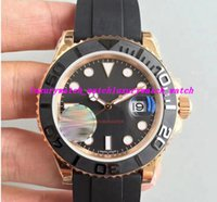 Luxury Watches Rubber Rose gold AAA 40mm Automatic Movement ...