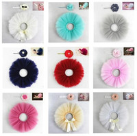 Tutu Skirts Photography Prop Baby with Headbands Infant Newb...