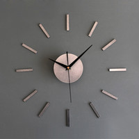 3D DIY Home Decor Quartz Diy Wall Clock Clocks Horloge Watch...