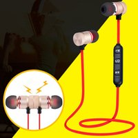 Wireless Bluetooth Headphones M9 Magnet Wireless Earphone Au...