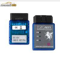 Les plus récents Bluetooh TOYO KEY OBD II KEY PRO Travailler avec les programmeurs de clés MINI CN900 et MINI ND900