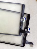 Touch Screen Glass Lens With Digitizer Flex With IC Home but...