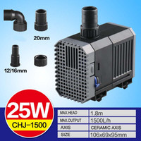 25w Aquarium Submersible Water Pump Pumping Circulation Pump...