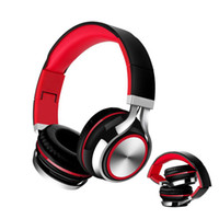 Foldable On- Ear Headphone 3. 5MM computer Stereo Sound Bass w...