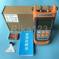 Beste Qualität 2 IN 1 Optischer Leistungsmesser -70 bis + 10dBm + VFL Visuelle Fehlersuche 1mW 5KM KING-30S