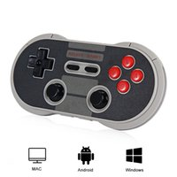 8Bitdo N30 Pro Wireless Bluetooth Controller Dual Classic Joystick Pc para Android SNES Gamepad Game Controller PC Mac Switch