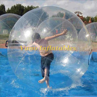 Waterballs tpu قوي الإنسان الحجم الهامستر الكرة zorbing مشوا المياه نفخ ألمانيا tizip سحاب 1.5 متر 2 متر 2.5 متر 3 متر شحن مجاني