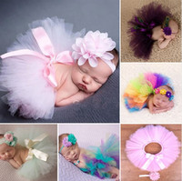 Newborn Photography Props Infant Costume Outfit Princess Bab...
