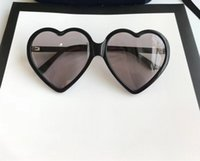 Luxury 0360 Sunglasses For Women Popular Heart Frame Fashion...