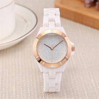 Women Luxury Watch Famous Brand Ladies Dress Ceramic Watches...