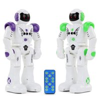 RC Intelligent Robot Remote Control Smart Programmable Robot...