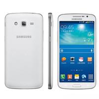 Recuperado Original Samsung Galaxy Grande 2 G7102 5,25 polegadas Quad Core de 1,5 GB RAM de 8GB ROM 8MP câmera do telefone móvel