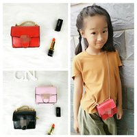 Hot Sale Kids Handbags Baby Girls Mini Princess Pruses Fashi...