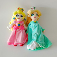 Hot ! Super Mario Bros Princess Daisy Rosalina Plush Stuffed...