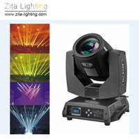 Zita Lighting Moving Head Lichter 230W 7R Sharpy Beam Bühnenbeleuchtung Spot Light Dim DMX512 DJ Disco Hochzeit Grand Konzert Party Show-Effekt