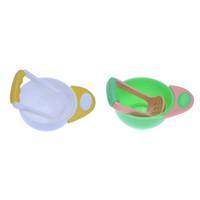 Complemento de molienda de alimentos para bebés Complemento de alimentos para niños Molinillo (sin tapa) Procesador Máquina de prensa de jugos Accesorios de alimentación para bebés