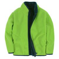 뜨거운 판매 2017 SpringAutumn 브랜드 아동 후드 kids jacketCoats baby boys girls 산호 벨벳 스프링 스웨터 재킷