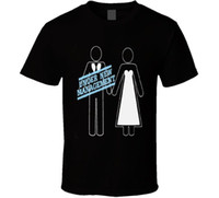 Under New Management Groom Wedding Honeymoon Funny Sizes T S...