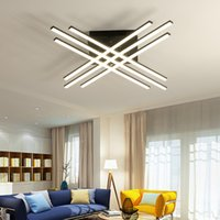 LED Modern Chandelier Home Bedroom Living Room Lamp Decorati...