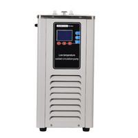 ZZKD pequeña capacidad Laboratorio de baja temperatura de refrigeración de circulación de líquido de la bomba 5L Lab Recirculador de ciclo de refrigeración líquido de la bomba