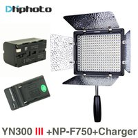 YONGNUO YN300 III 5500K 300 LED Light On Camera Lighting for...