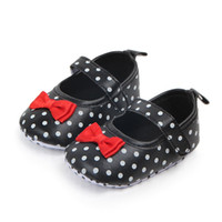 Baby Shoes Autumn New Cute Princess The First Walker Dot PU ...