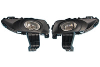 Fog lamp assembly with frame for mazda 3 1. 6L RIGHT SIDE and...