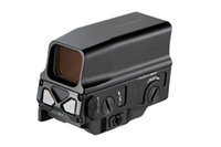 Tactical UH-1 Holographic Sight Red Dot Sight Reflex Airsoft Sight ricarica USB