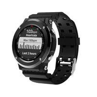SOVO Q6 ساعة ذكية MTK2502C IP67 للماء رصد معدل ضربات القلب عن بعد كاميرا رسالة دفع ساعة ذكية IOS الروبوت