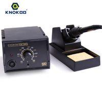 온도 용접 역에 Knokoo 고품질 납땜 역 전기 납땜 아이언 Eruntop (936)과는 명확 스폰지