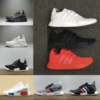 2018 Original NMD Runner R1 Japan Primeknit PK Tri- Color bla...