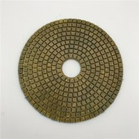 Metal Polishing Pad 6 inch (150 mm) for Granite Concrete Flo...