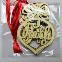 6 adet Noel Ağacı Süsler Noel Asılı noel dekorasyon Kolye Parti Düğün Doğum Günü Dekorasyon Sanatlar El Sanatları Hediyeler