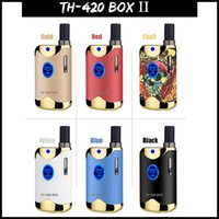 Authentic Kangvape TH- 420 II Starter Kit With 650mAh Battery...