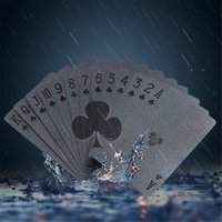 TG0020 Waterproof Black Diamond Poker Creative Standard Play...