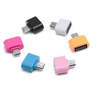 Micro USB Macho Para USB Fêmea Mini Conversor Adaptador OTG Para SmartPhone OTG Adaptador USB Micro Adaptador OTG Android