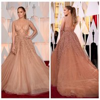 2021 Sexy Deep V-Ausschnitt Perlen Prom Kleider Oscar Celebrity Party Kleider Ärmeln Benutzerdefinierte Online Vestidos de Soiree Abendkleider