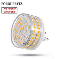 LED BULB Dimmable G9 AC120V 220V 8W 90LEDS SMD2835 No Flicke...
