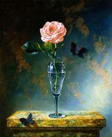 Алексей Антонов картина маслом печатает на холсте стены искусства картина для гостиной украшения дома без рамы DS27-20