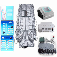 3in1 Pressotherapy + Far Infrared + EMS Lymph Drainage Air P...