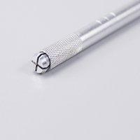 Microblading Pen Pernow Makeup Pen Machine для ручной татуировки для бровей