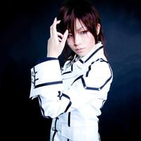 Kuran Kaname косплей костюмы белый человек униформа японский аниме вампир рыцарь одежда Маскарад / Марди Гра / карнавал поставка со склада