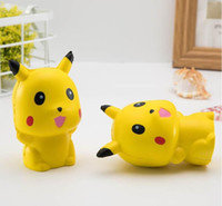 2018 New Pikachu Squishies Scented Kawaii Squishy Squeeze Sl...