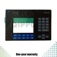 PanelView 600 2711-K6C8 Neue HMI-SPS Tastatur Folientastatur Industrie-Steuerung Wartungsteile