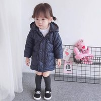 Newest baby Girls boys down jacket coat winter autumn warm c...