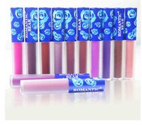 ROMANTIC BEAR unicorn Lip gloss matte matte non- stick cup li...