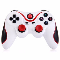 TERIOS T3 T3 senza fili Bluetooth Android Gamepad di gioco a distanza del regolatore della barra di comando BT 3.0 per Smartphone Android Tablet PC TV Box universale
